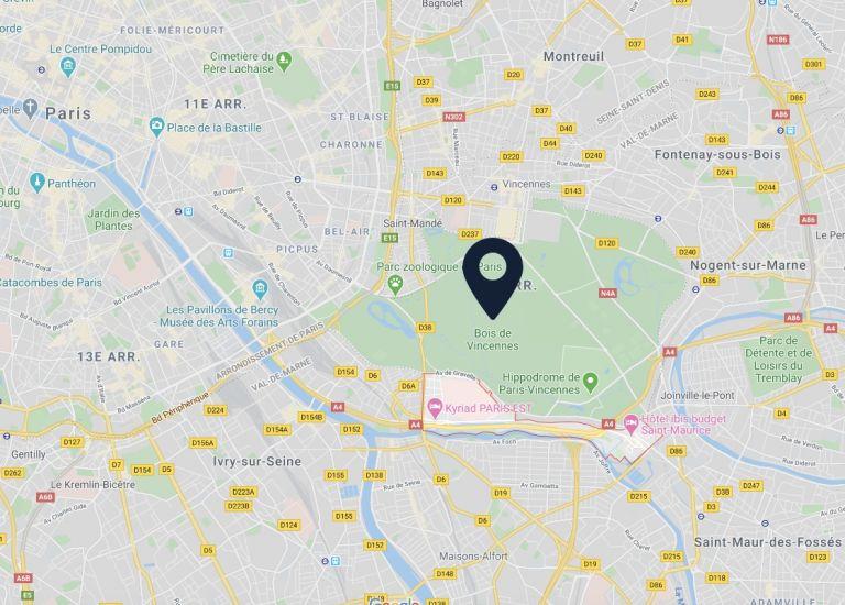 Carte d'accès à l'événement Course des Cartables